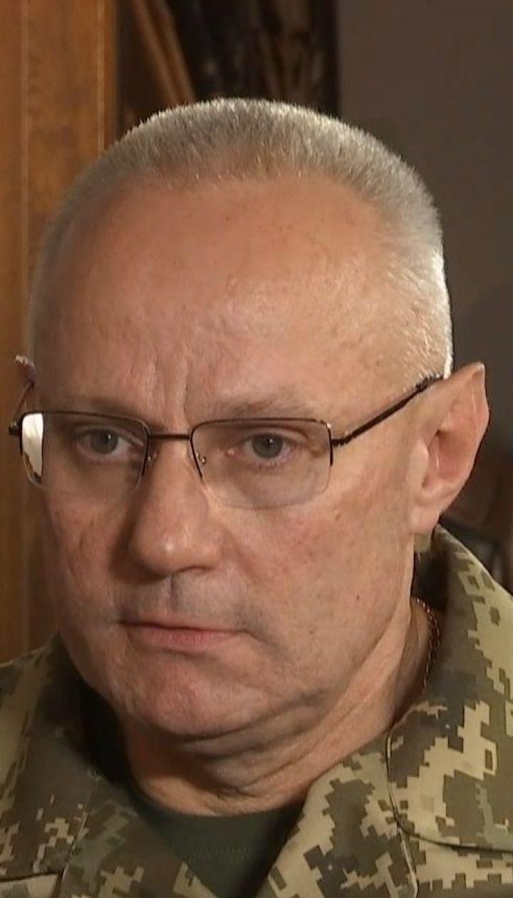 Командувач сил спеціальних операцій не відповідатиме за те, що не віддав честь президенту