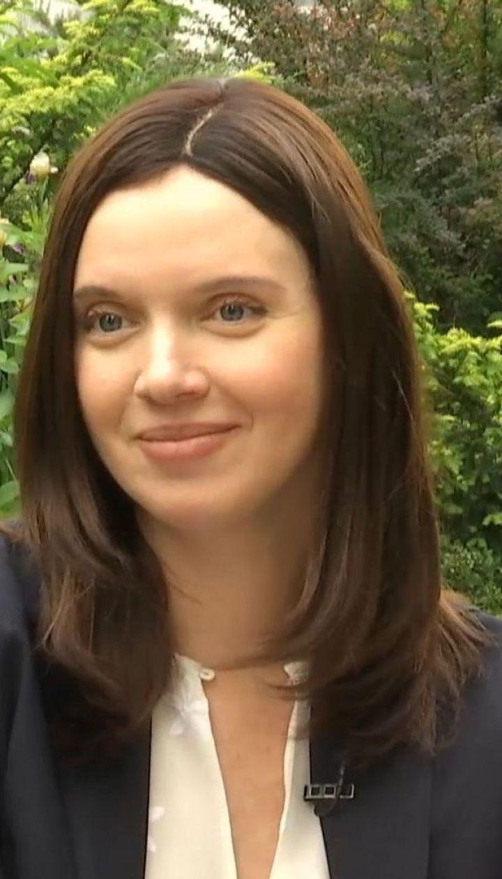Янина Cоколова эксклюзивно рассказала ТСН о борьбе с раком