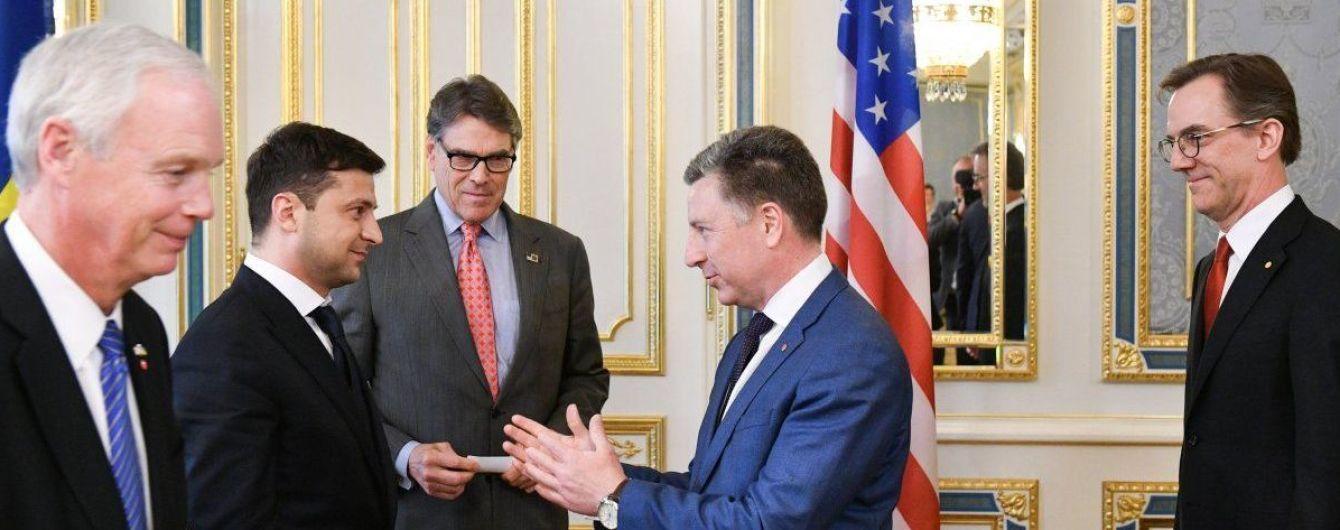 Волкер в Белом доме поделился впечатлениями от встречи с Зеленским