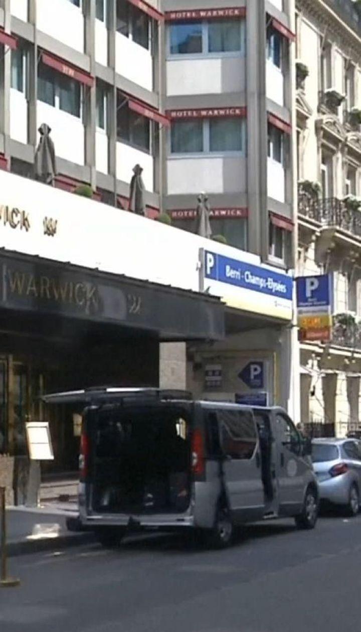 У паризькому готелі у гвінейської політичної діячки поцупили діамант
