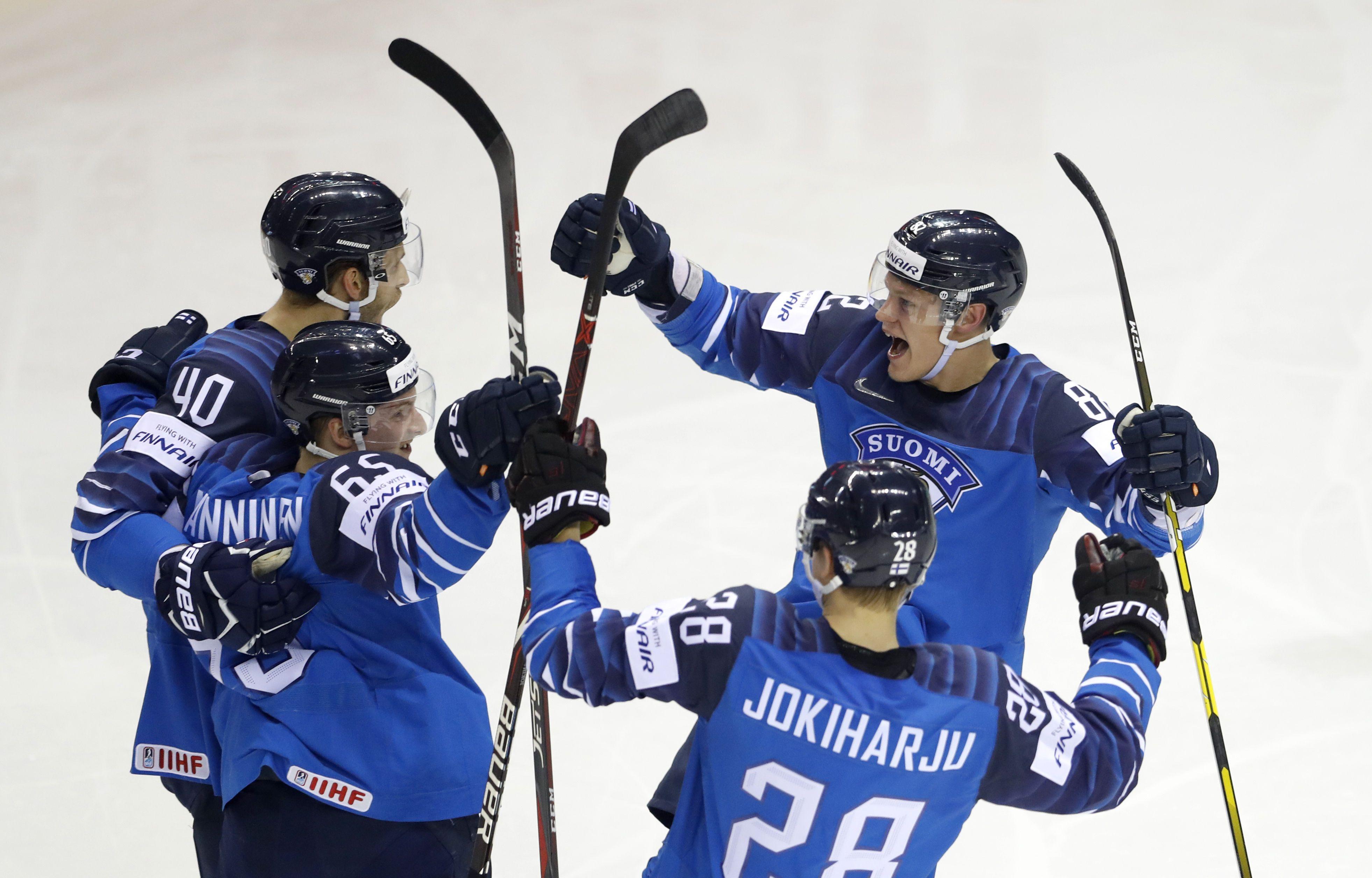 Фінляндія - Швеція - 5:4 от_1