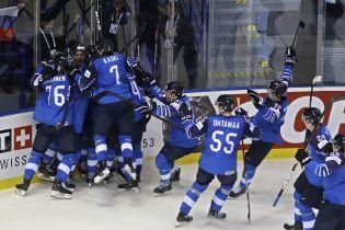 Сенсационная Финляндия и вылет США. Определились полуфинальные пары Чемпионата мира по хоккею