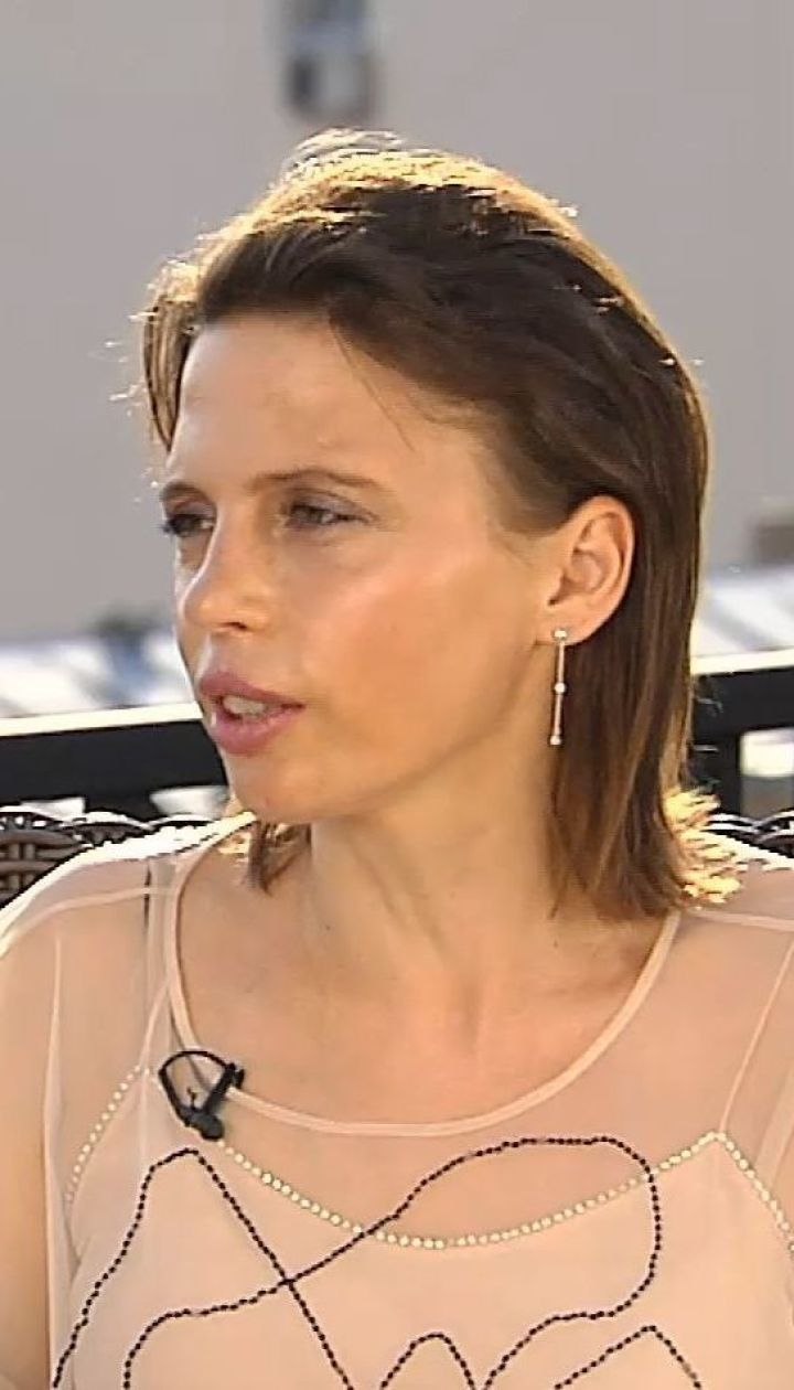 Ірена Карпа про нову книгу та сімейне життя з правнуком Віктора Гюго