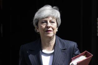 В Британии уже 13 претендентов на должность Мэй