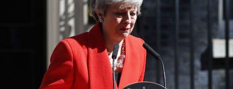 Прем'єр Великої Британії Тереза Мей оголосила про відставку