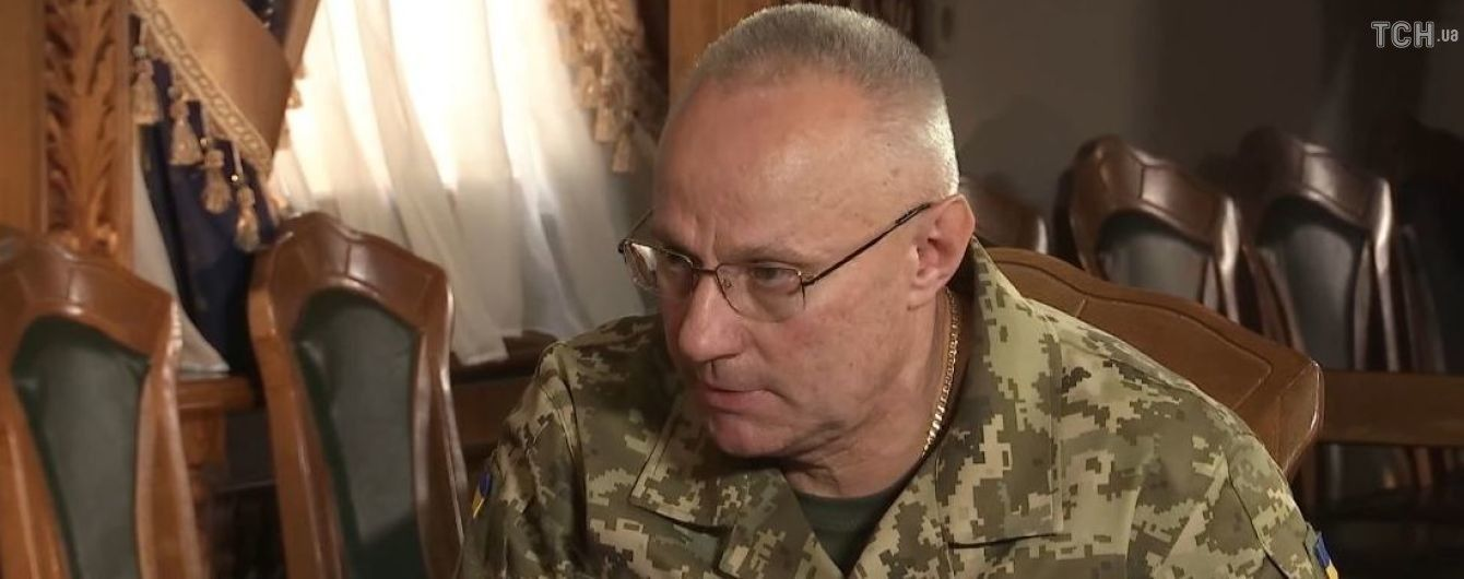 До всіх є питання, хто живий: Хомчак прокоментував свій вихід з оточення в Іловайську