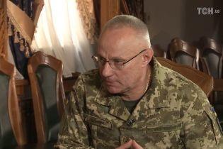 Головнокомандувач ЗСУ розповів деталі кривавої битви поблизу Золотого