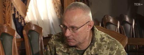 Главнокомандующий ВСУ рассказал детали кровавой битвы вблизи Золотого
