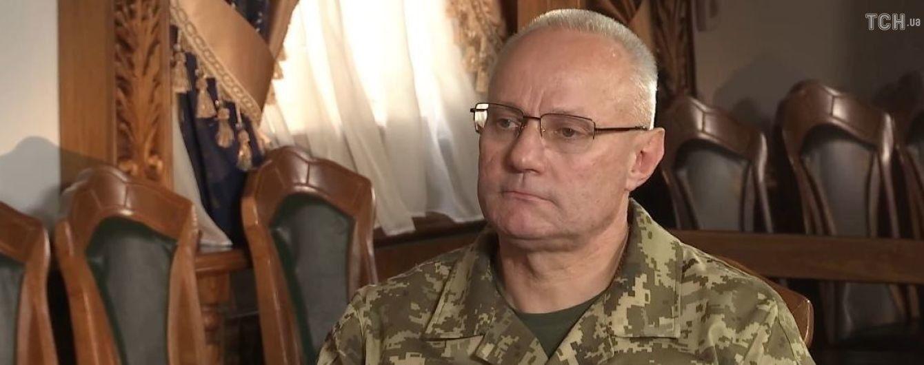 Единичные обстрелы со стороны оккупантов не являются срывом перемирия на Донбассе - Хомчак