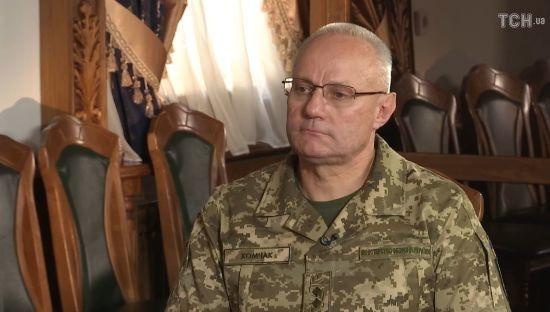 Поодинокі обстріли з боку окупантів не є зривом перемир'я на Донбасі - Хомчак