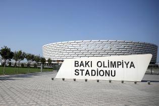 УЕФА проверит решение о проведении финала Лиги Европы в Баку - СМИ