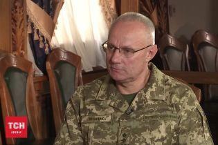 Інтерв'ю з новопризначеним головою Генштабу Русланом Хомчаком