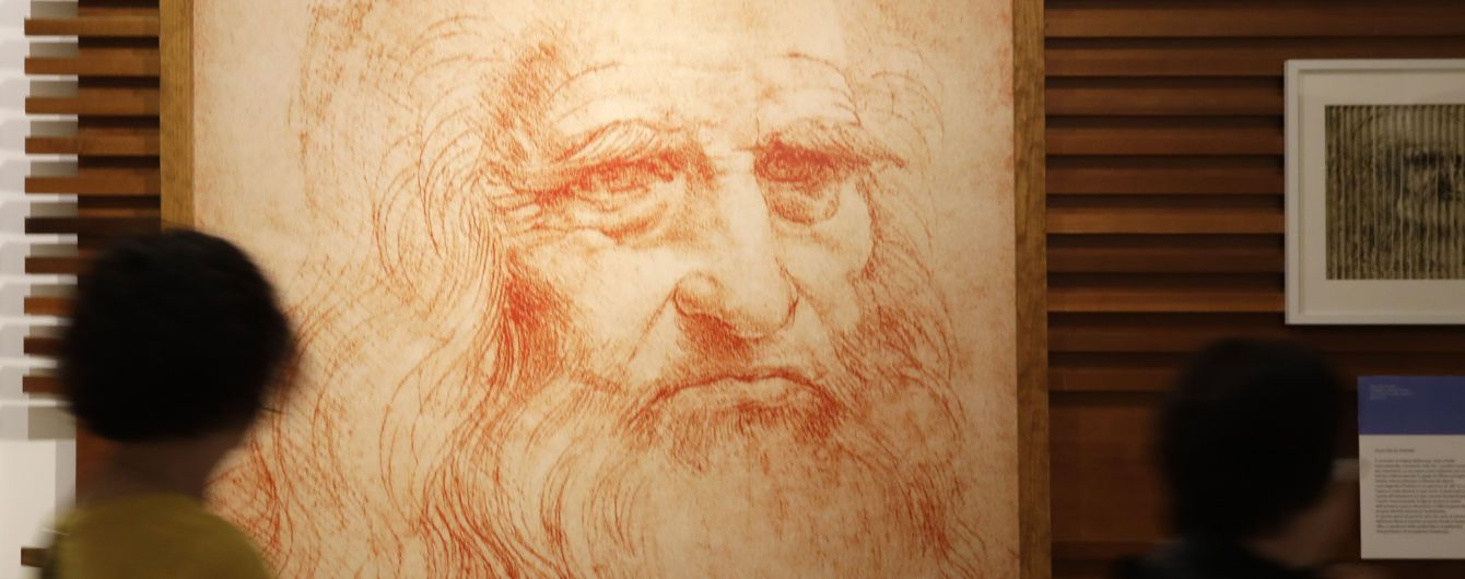 Медики поставили діагноз Леонардо да Вінчі за 500 років після його смерті