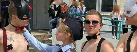 БДСМ-вечеринки и драки с чиновниками: Россия переживает последний звонок