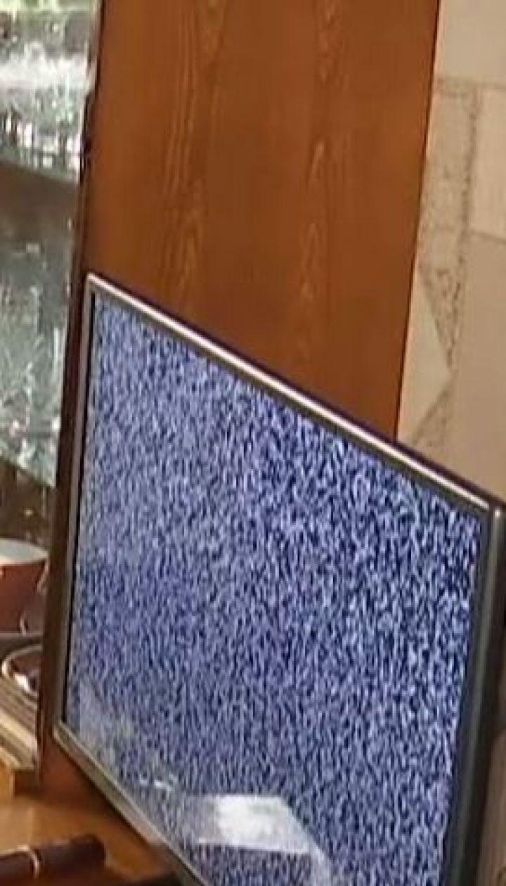 Третина жителів Дніпра залишилась без телебачення через нелегального провайдера