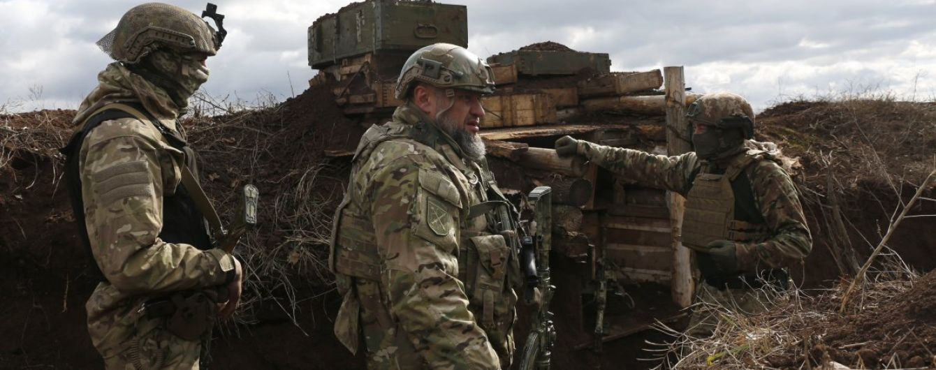 Украинские военные закрепились на позициях возле Донецка – штаб ООС