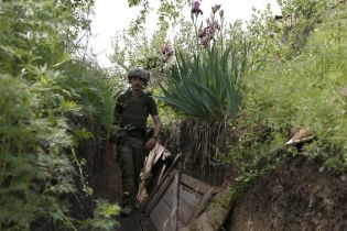Боевики на Донбассе стреляют из гранатометов и пулеметов - штаб ООС