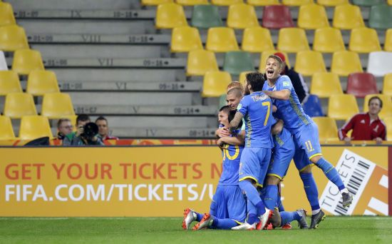Збірна України перемогла США у стартовому матчі на Чемпіонаті світу