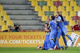 Сборная Украины победила США в стартовом матче на Чемпионате мира