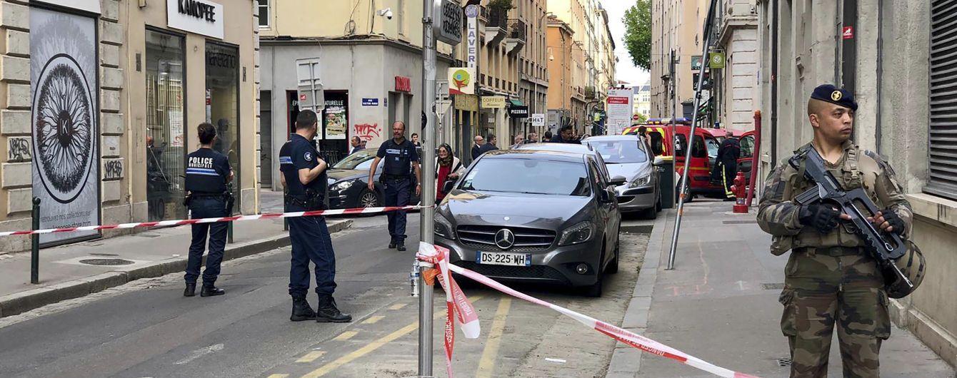 Взрыв в Лионе может быть связан с терактами в Париже и Брюсселе