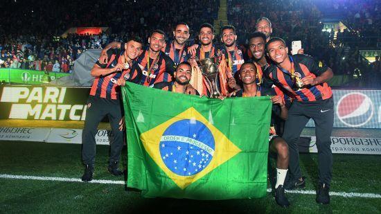 """""""Шахтар"""" відправив у відпустку трьох бразильців за два тури до кінця сезону УПЛ"""