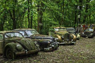 Топ-10 впечатляющих кладбищ машин и техники в мире. Фото