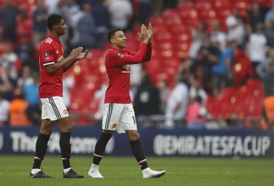 """Футболісти """"Манчестер Юнайтед"""" повторили легендарний гол свого тренера у фіналі Ліги чемпіонів"""