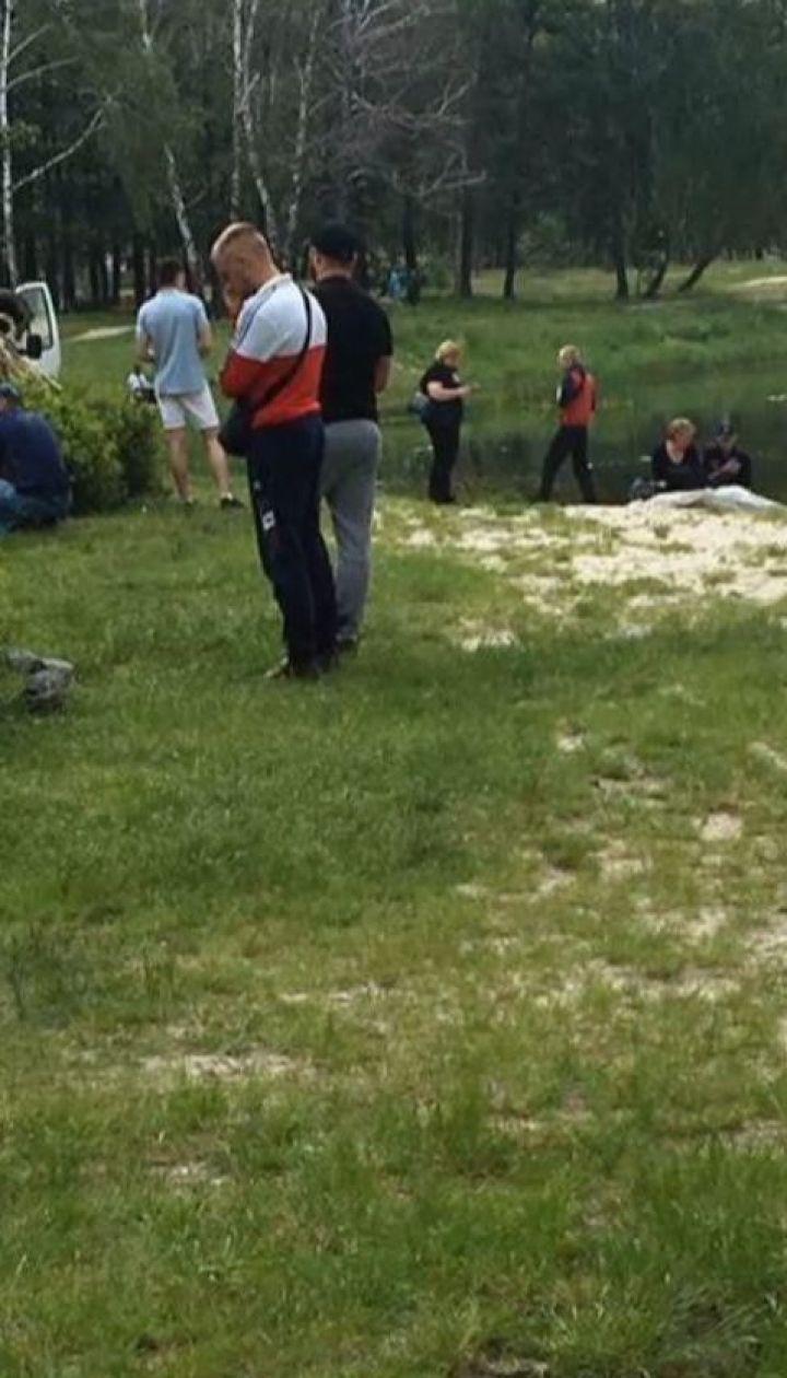 14-річний школяр потонув в озері в Броварах