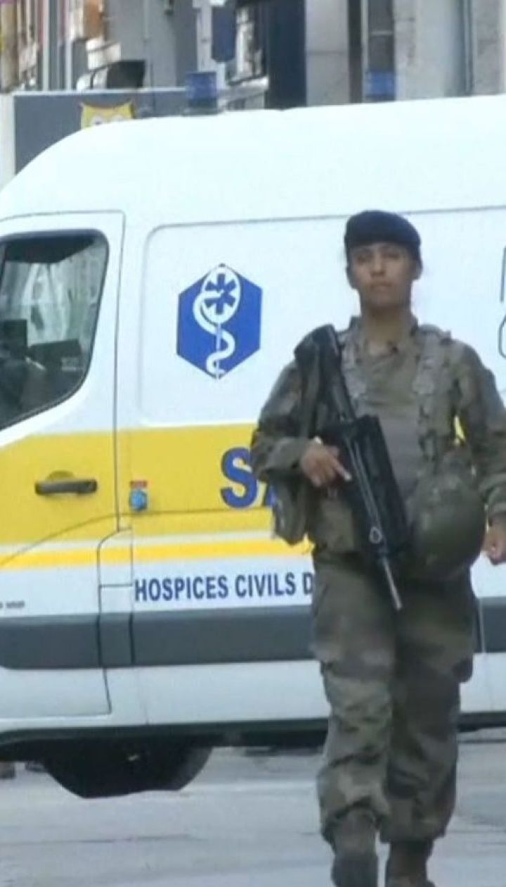 Во Франции после взрыва в Лионе усилены меры безопасности