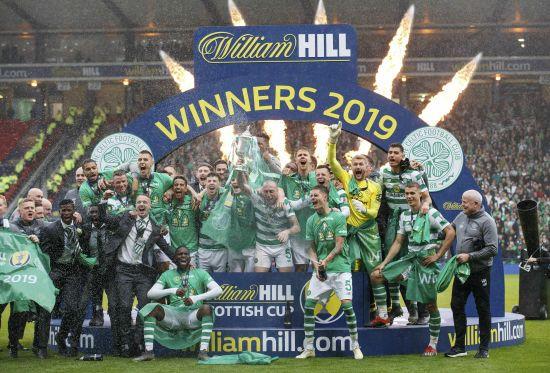 """""""Селтік"""" виграв Кубок Шотландії і оформив """"золотий"""" требл"""