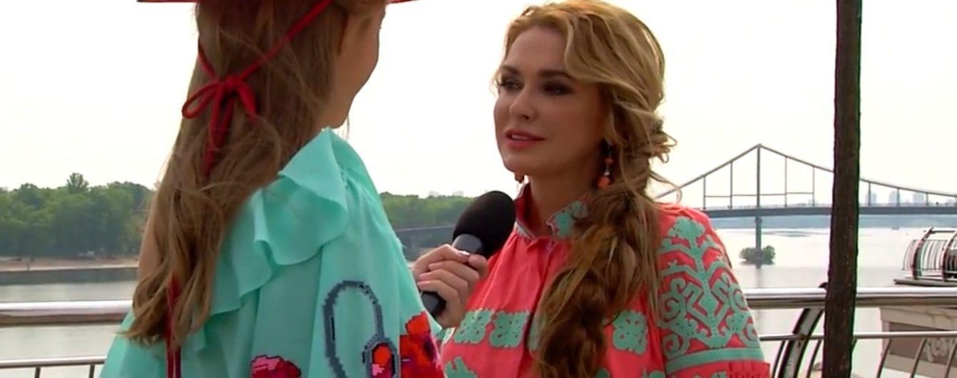 Ольга Сумская призналась, как нянчит свою внучку
