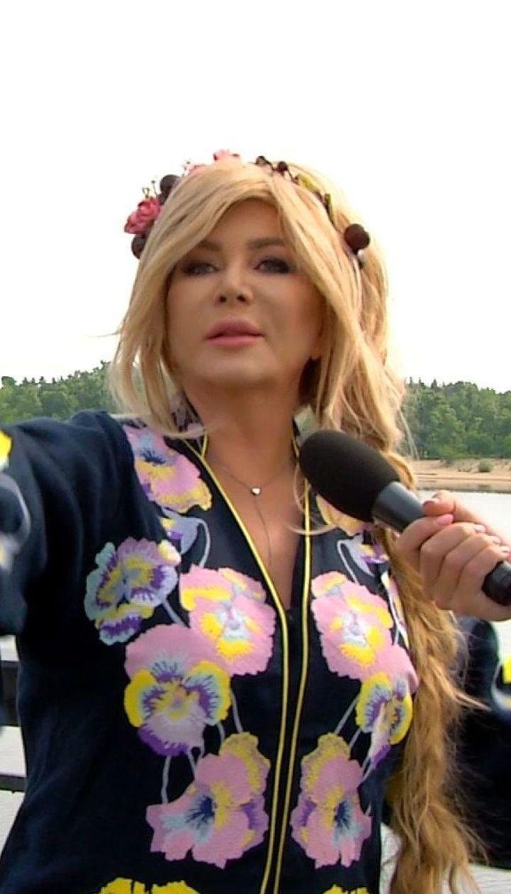 Ирина Билык рассказала, как собирается на свадьбу к своей крестнице певице Алине Гросу