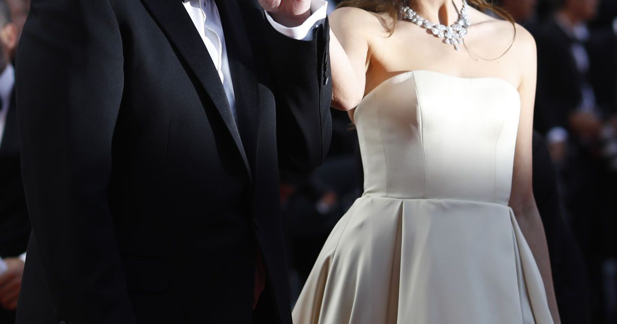 Квентін Тарантіно з дружиною @ Associated Press