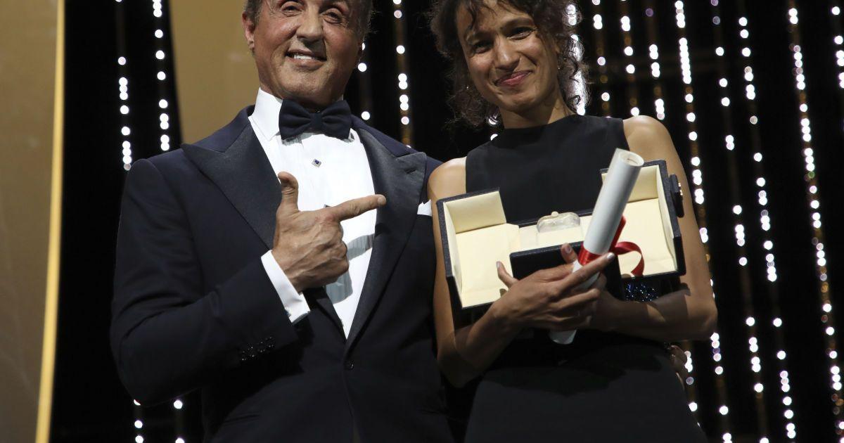 Сильвестр Сталлоне та Маті Діоп @ Associated Press