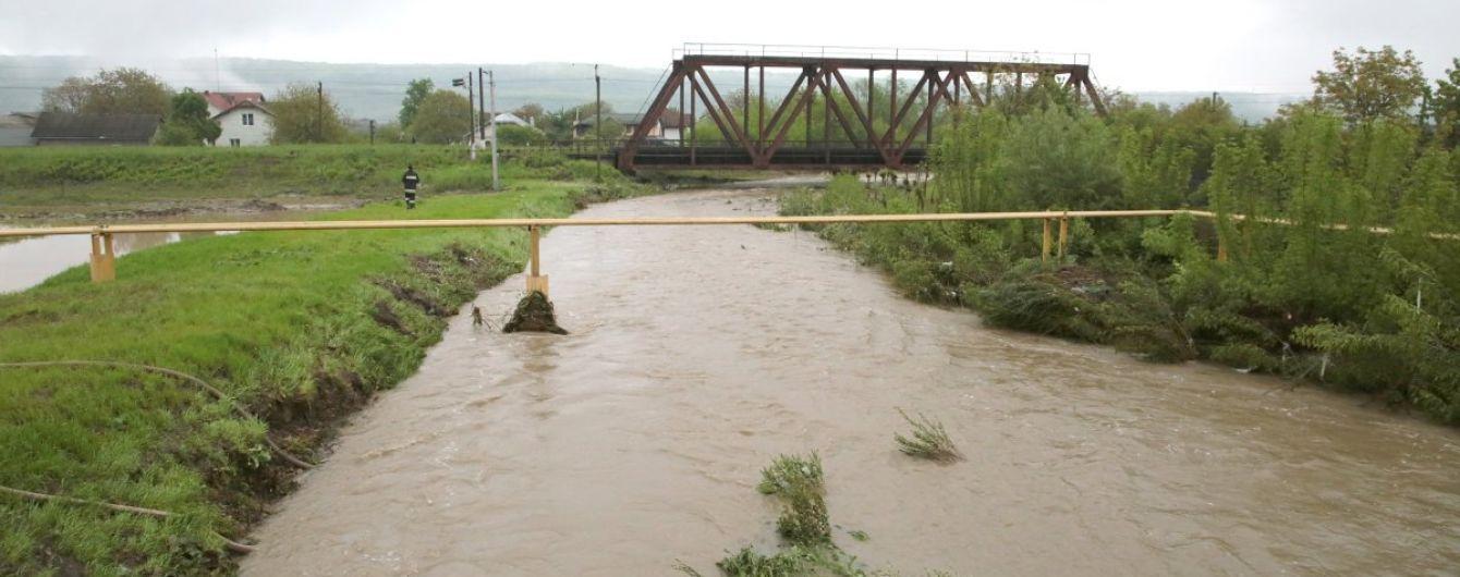 У річках західних областей підніметься рівень води: прогнозують підтоплення