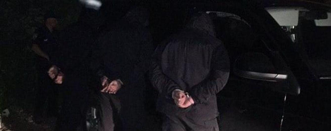 На Киевщине бандиты под видом полицейских похитили предпринимателя