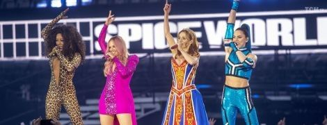 Spice Girls дали свой первый концерт после воссоединения группы