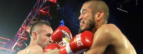 Педраса повернувся в бокс після поразки від Ломаченка та змусив команду суперника здатися