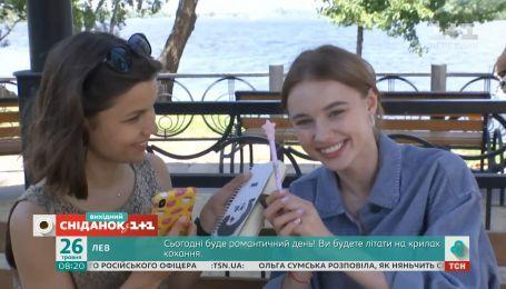 Что в сумке у Лизы Василенко и как правильно снимать видео для соцсетей - Телесніданок