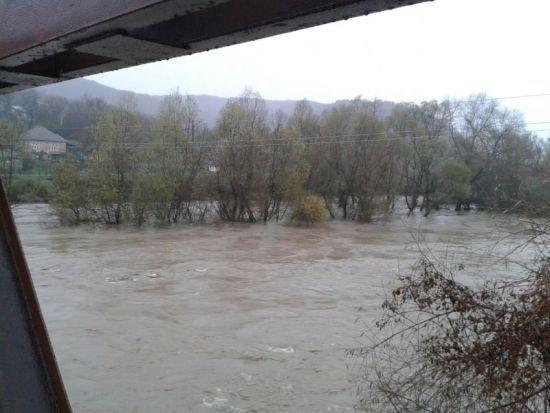 На Закарпатті порахували мільйонні збитки від розгулу стихії