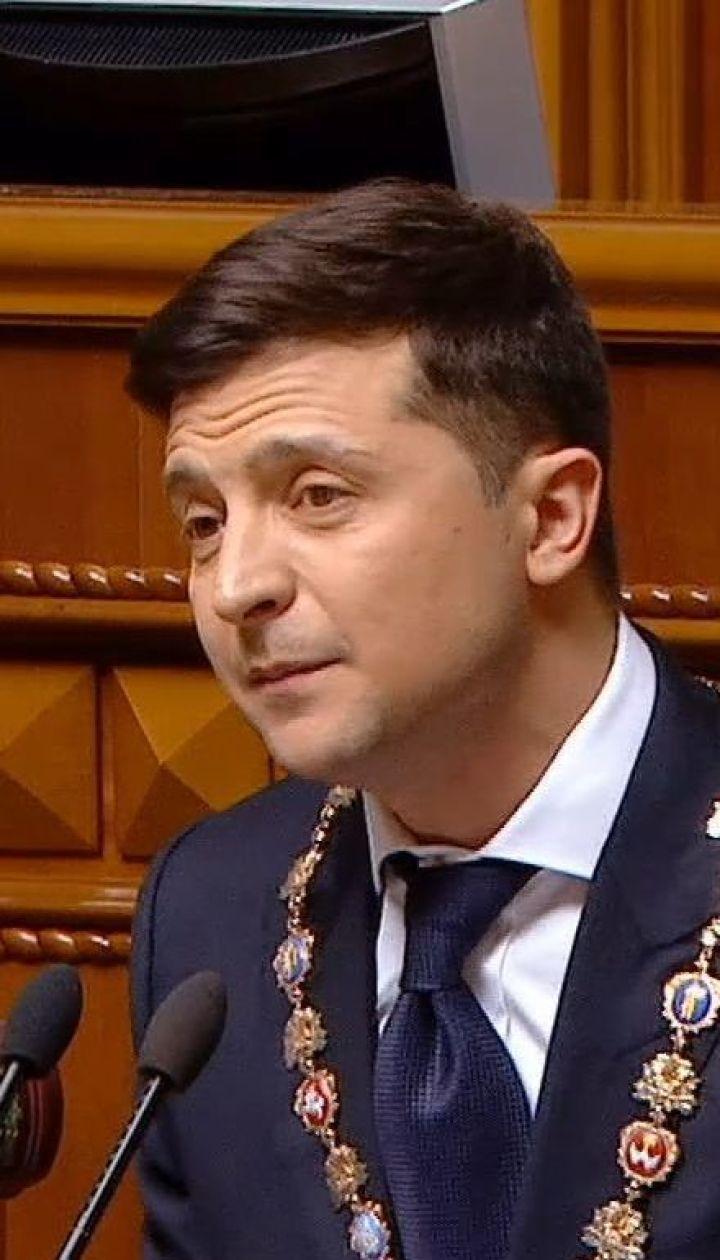 Резонансные заявления и скандалы: как прошла первая неделя правления нового президента Украины
