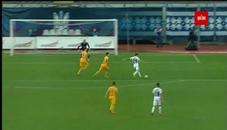 Заря - Александрия - 1:1. Видео гола Громова