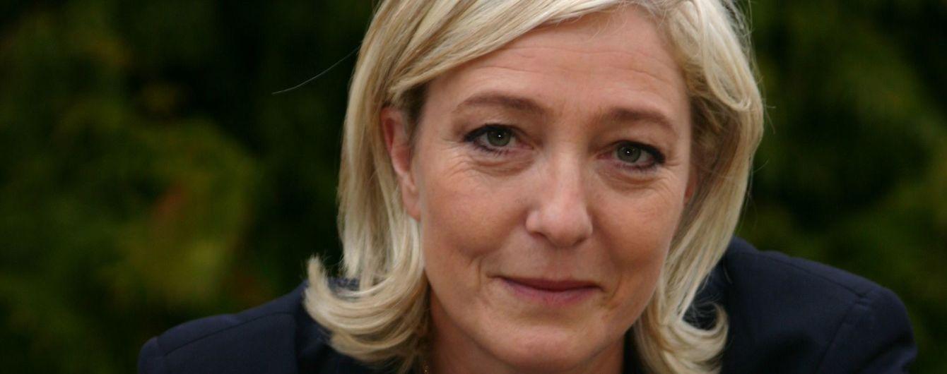 Выборы в Европарламент: во Франции побеждает скандальная партия Марин Ле Пен