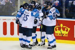 Фінляндія розібралася з Канадою та втретє в історії стала чемпіоном світу з хокею