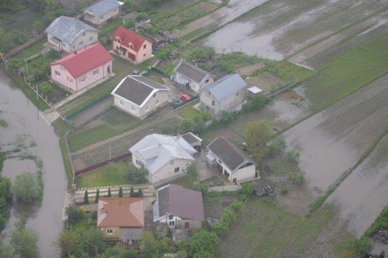 У Херсонській області досі підтоплені 120 домогосподарств