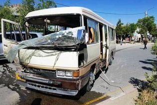 В Афганістані намагались підірвати автобус з чиновниками, постраждали 10 осіб