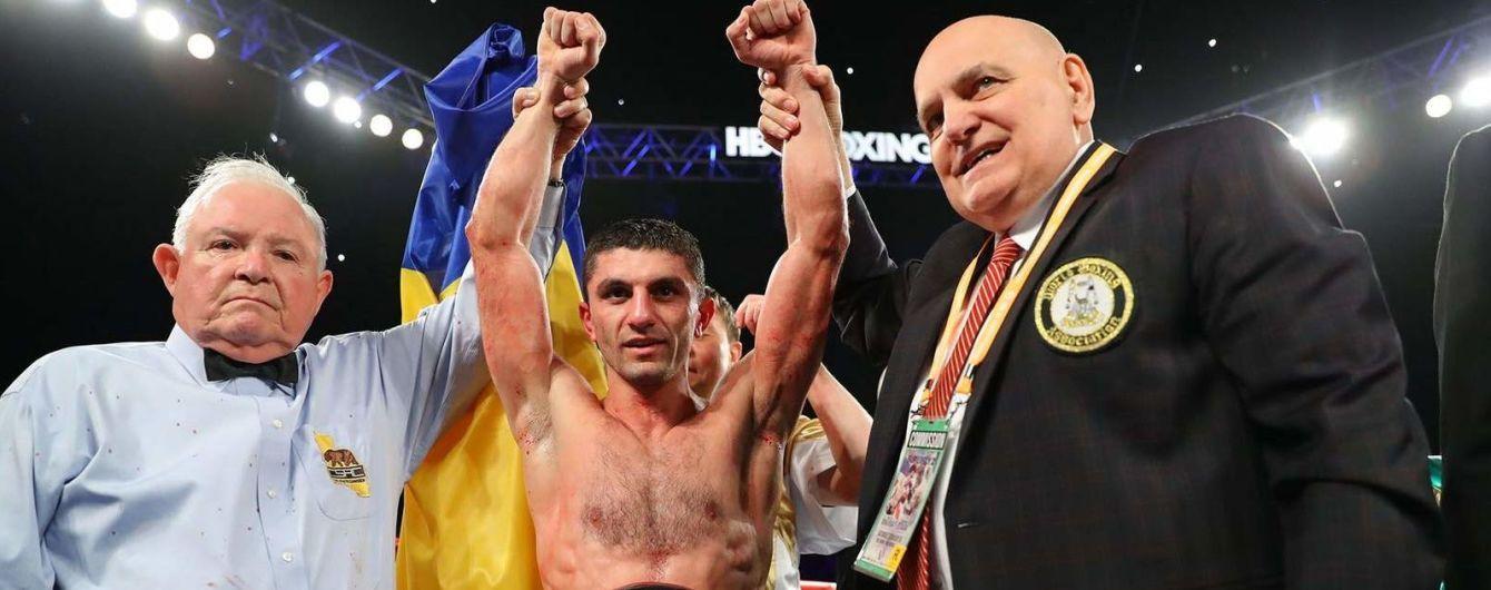 Украинец Далакян получит гонорар за чемпионский бой в криптовалюте