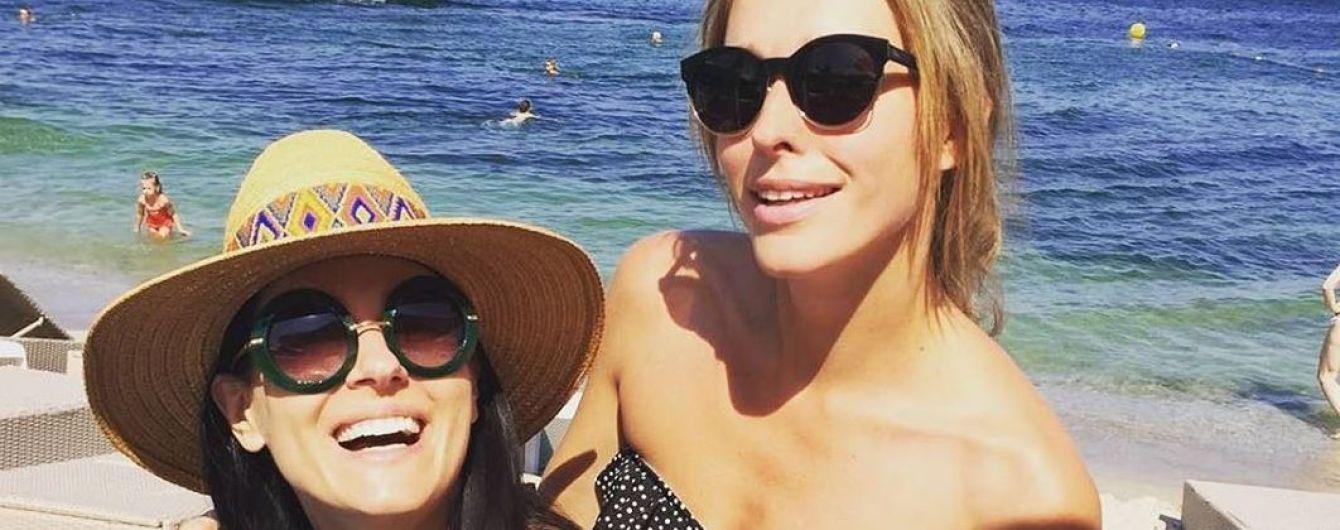 Одного разу в Одесі: як Осадча і Єфросиніна на пляж ходили