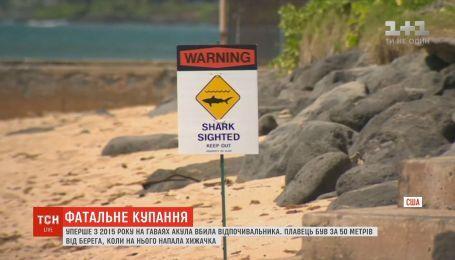 Впервые за четыре года на Гавайях акула убила отдыхающего