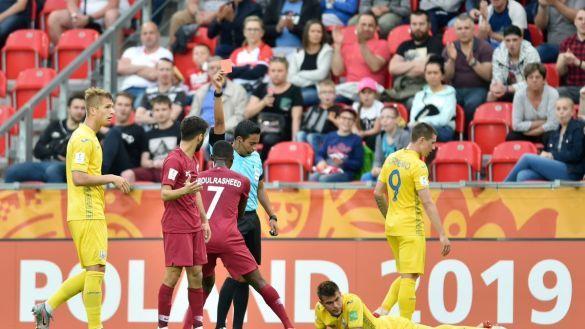 Катар - Україна ю-20